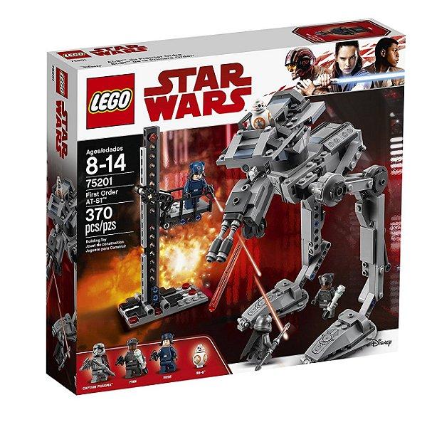 LEGO Star Wars - AT-ST da Primeira Ordem 75201