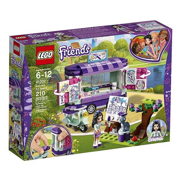 LEGO Friends - A Banca de Arte da Emma 41332