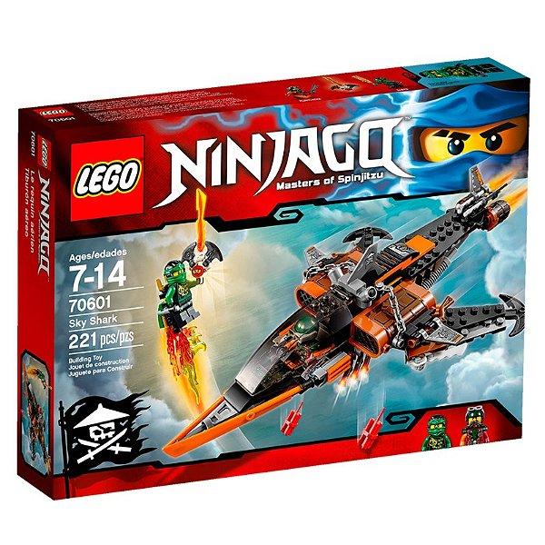 LEGO Ninjago - Tubarão Aéreo 70601