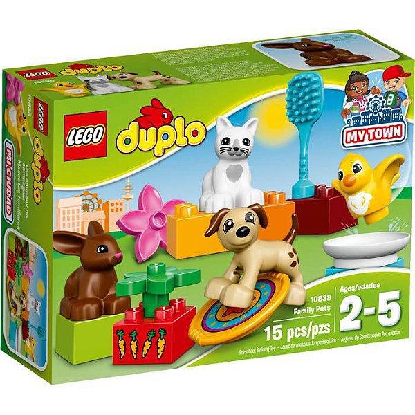 LEGO Duplo - Bichinhos de Estimação 10838