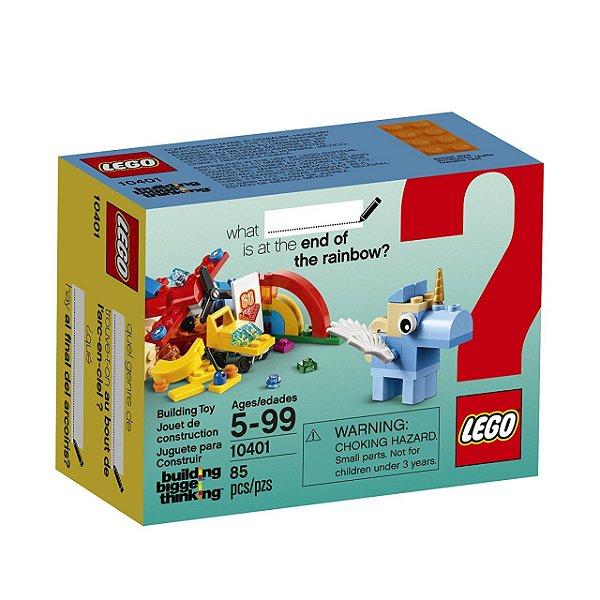 LEGO Classic - Diversão no Arco-íris 10401