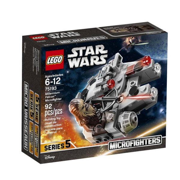 LEGO Star Wars - Microfighter Millennium Falcon 75193