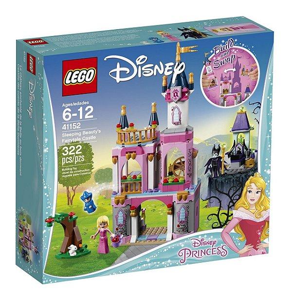 LEGO Disney Princess - O Castelo do Conto de Fadas da Bela Adormecida 41152