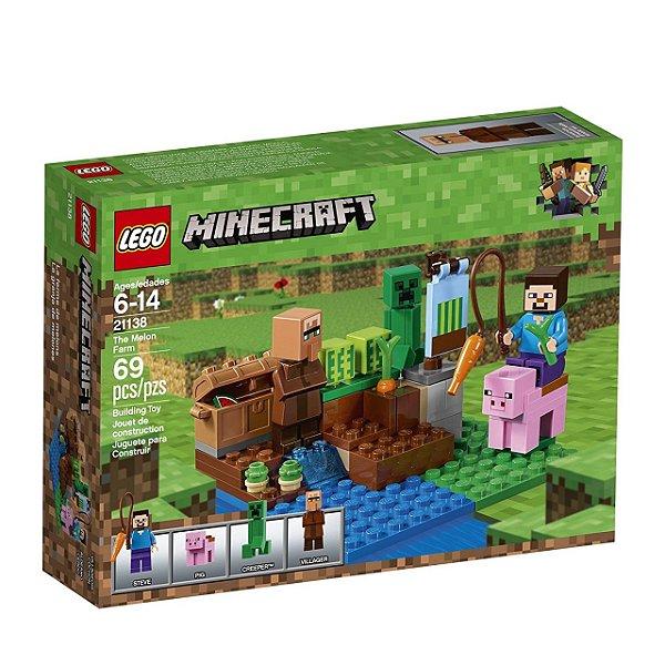 LEGO Minecraft - A Fazenda dos Melões 21138