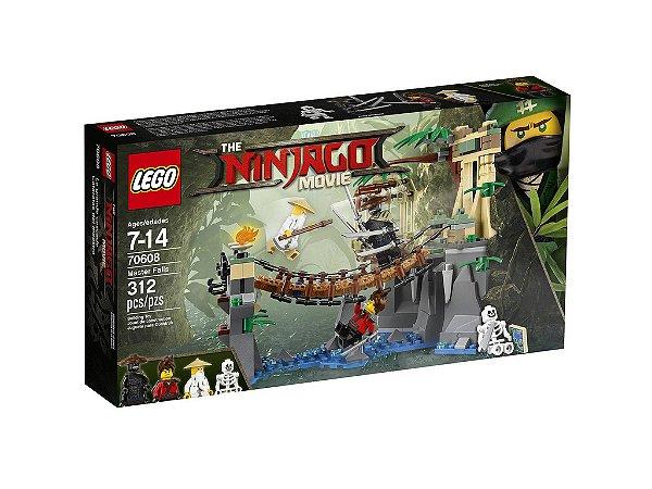 LEGO Ninjago - Confronto de Mestre 70608