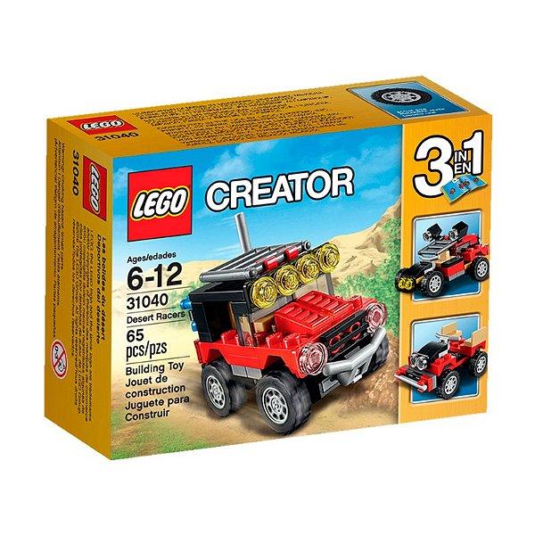 LEGO Creator - Veículos do Deserto 31040