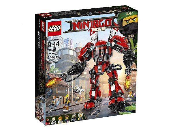 LEGO Ninjago - Robô de Fogo 70615