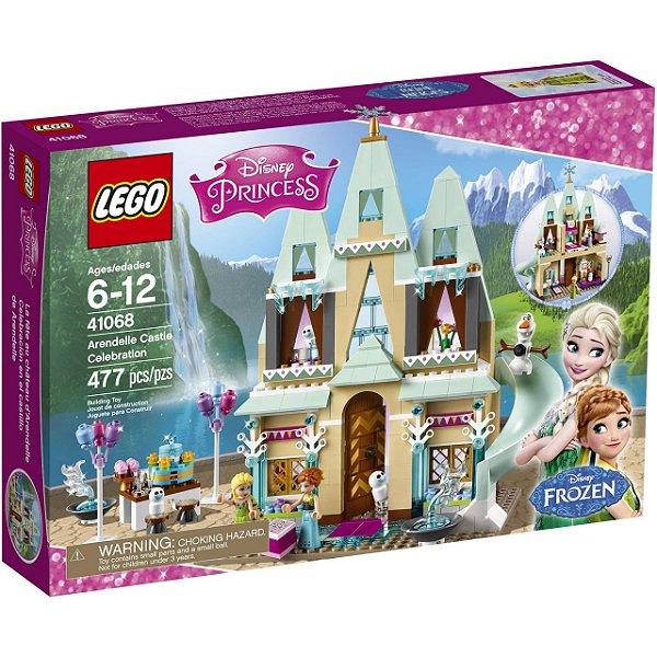 LEGO Disney Princess - Celebração no Castelo de Arendelle 41068