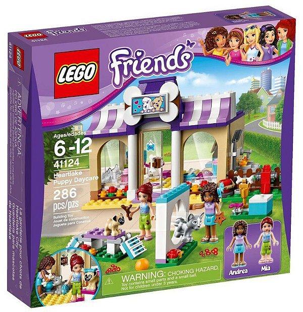 LEGO Friends - A Creche para Cães de Heartlake 41124