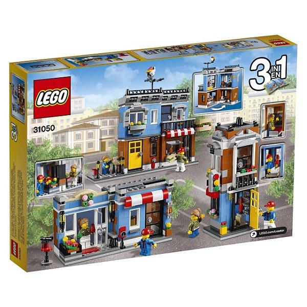 LEGO Creator - Mercearia de Esquina 31050