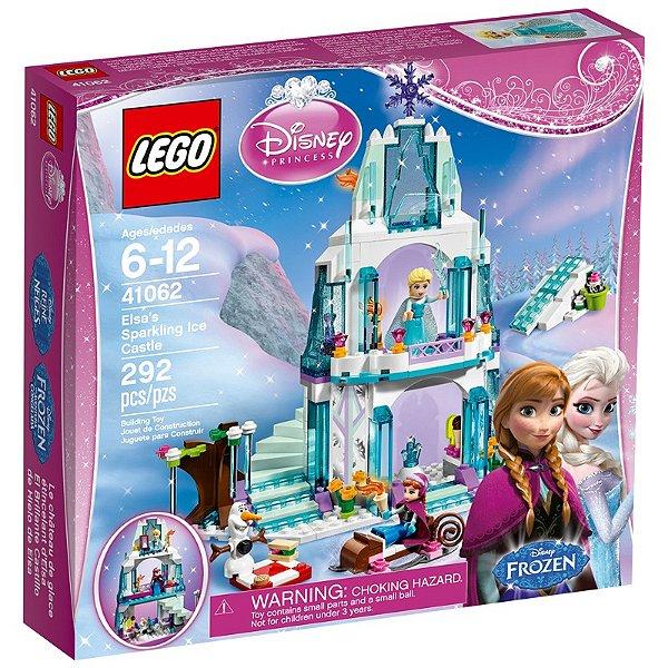 LEGO Disney Princess - O Castelo de Gelo da Elsa 41062