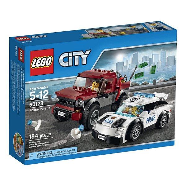 LEGO City - Perseguição Policial 60128