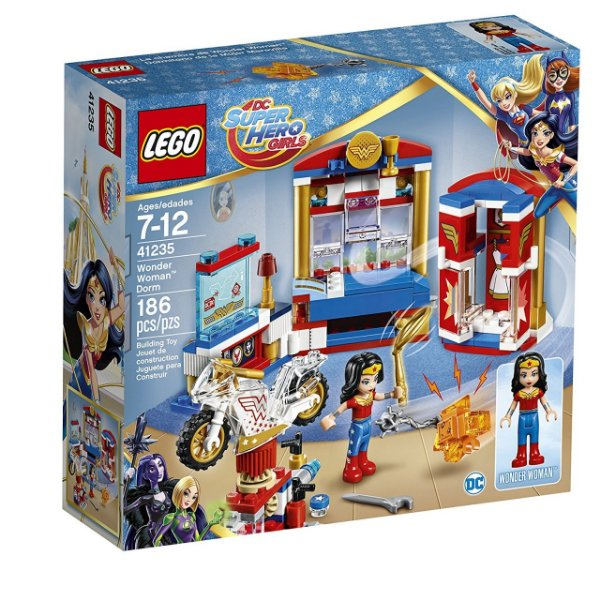 LEGO Super Hero Girls - O Quarto da Wonder Woman™  41235