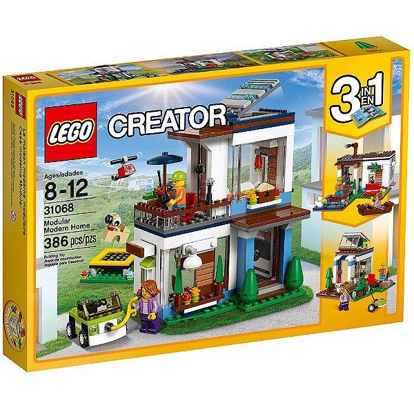 LEGO Creator - Casa Moderna 31068