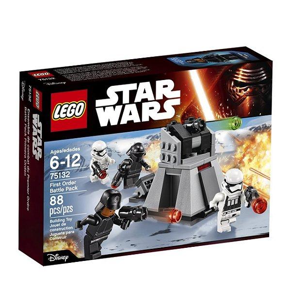 LEGO Star Wars - Pack de Combate da Primeira Ordem 75132