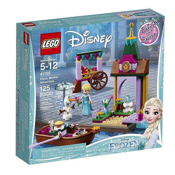 LEGO Disney Princess - A Aventura da Elsa no Mercado 41155