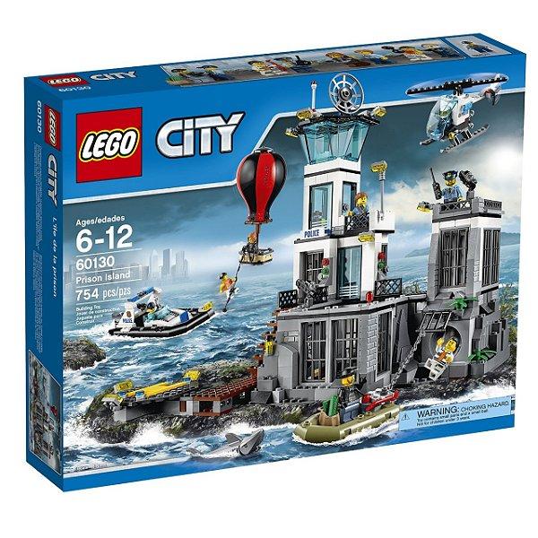 LEGO City -  Ilha da Prisão 60130