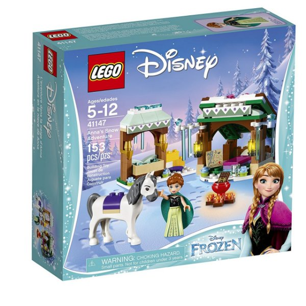 LEGO Disney Princess - A Aventura na Neve da Anna 41147