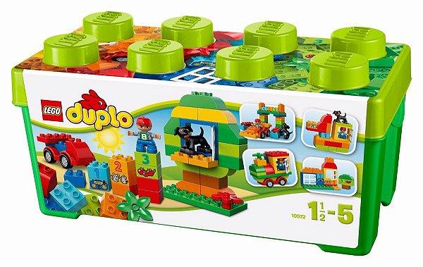 LEGO Duplo - Caixa Divertida Tudo em um Conjunto 10572