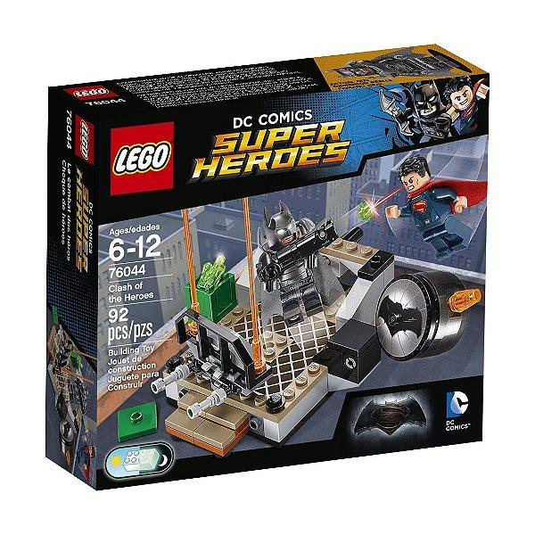 LEGO Super Heroes - Confronto De Heróis 76044