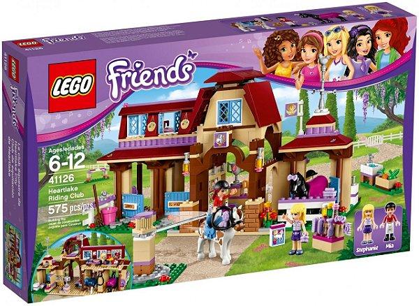 LEGO Friends - Clube de Equitação de Heartlake 41126