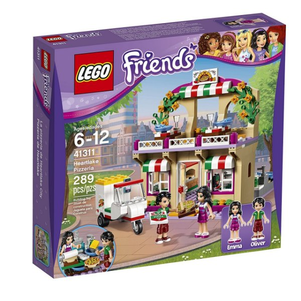 LEGO Friends - Pizzaria de Heartlake 41311
