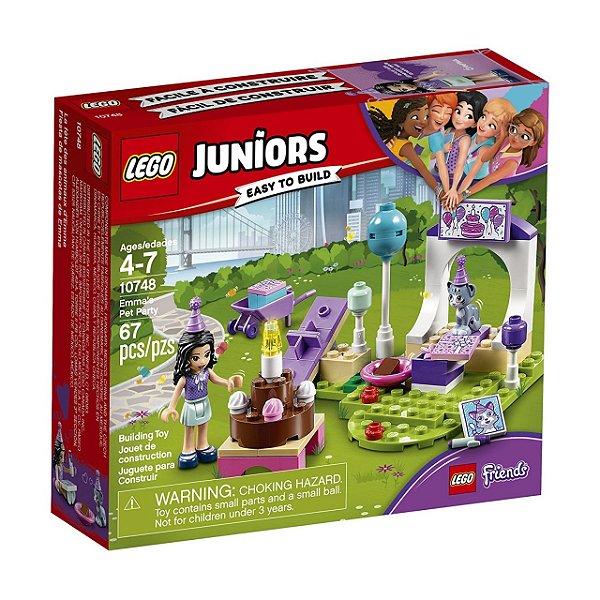 LEGO Juniors - A Festa dos Animais de Estimação da Emma 10748