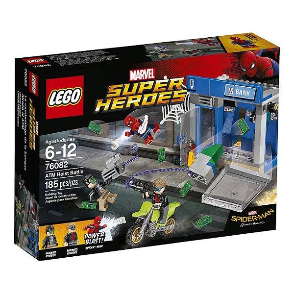 LEGO Super Heroes - Combate no Caixa Eletrônico 76082