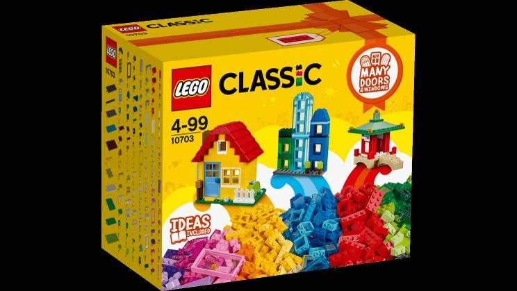 LEGO Classic - Caixa Criativa de Construção 10703