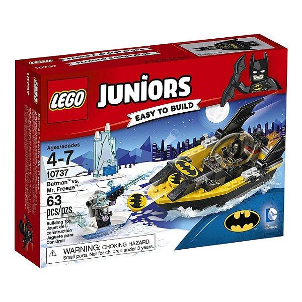 LEGO Juniors - Batman™ contra Senhor Frio™ 10737