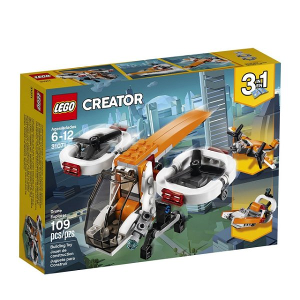LEGO Creator - Drone Explorador 31071