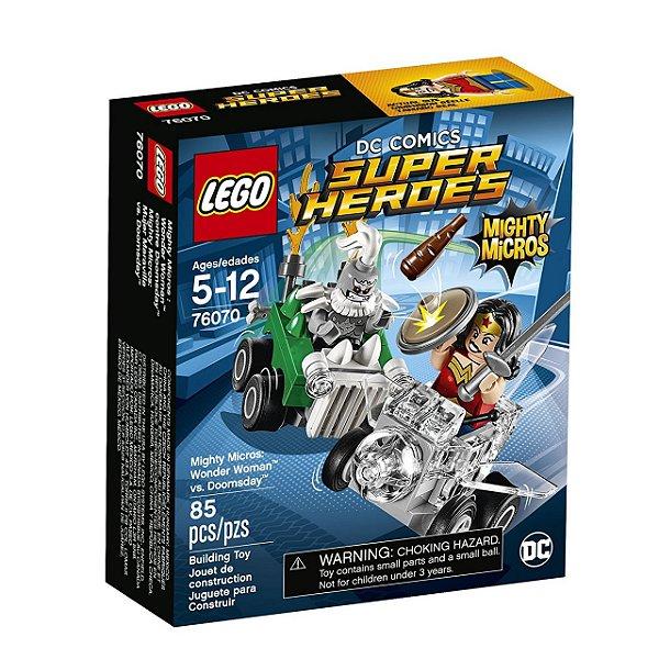 LEGO Poderosos MicrosMulher-Maravilha contra Apocalypse 76070