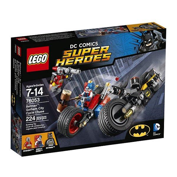 LEGO Super Heroes - Batman™ Perseguição de Motocicleta na Cidade de Gotham 76053
