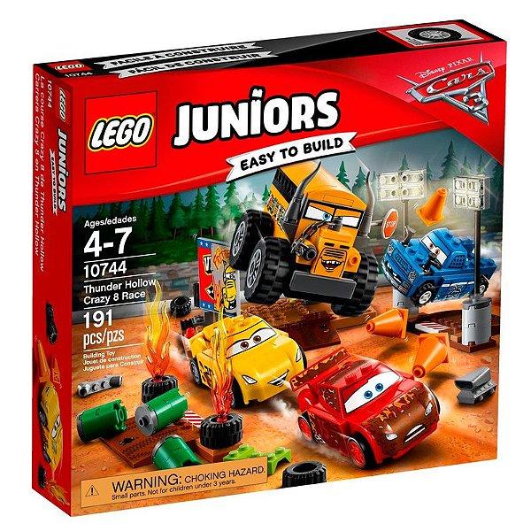 LEGO Juniors - Corrida em Circuito Fechado Crazy 8 10744