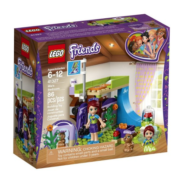 LEGO Friends - O Quarto da Mia 41327