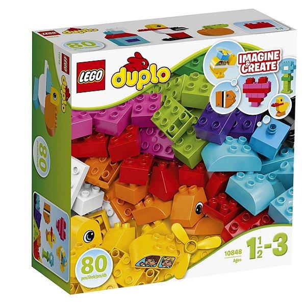 LEGO Duplo - As Minhas Primeiras Peças 10848