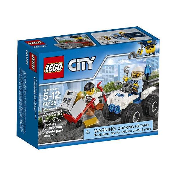 LEGO City - Detenção com Veículo Off-Road 60135