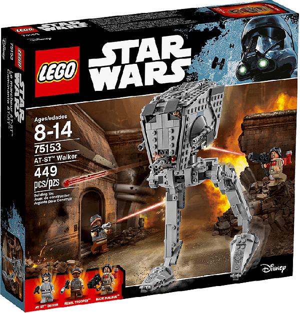 LEGO Star Wars - AT-ST Walker 75153