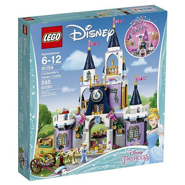 LEGO Disney Princess - O Castelo do Sonhos da Cinderela 41154
