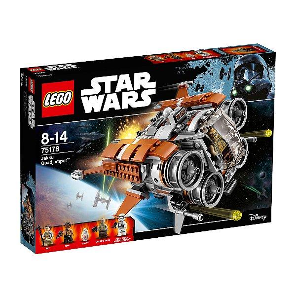 LEGO Star Wars - Quadjumper de Jakku 75178