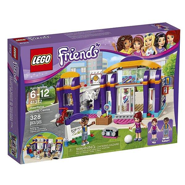 LEGO Friends - Ginásio de Esportes de Heartlake 41312