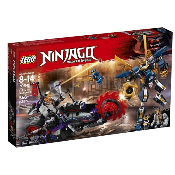 LEGO Ninjago - Killow vs. Samurai X 70642