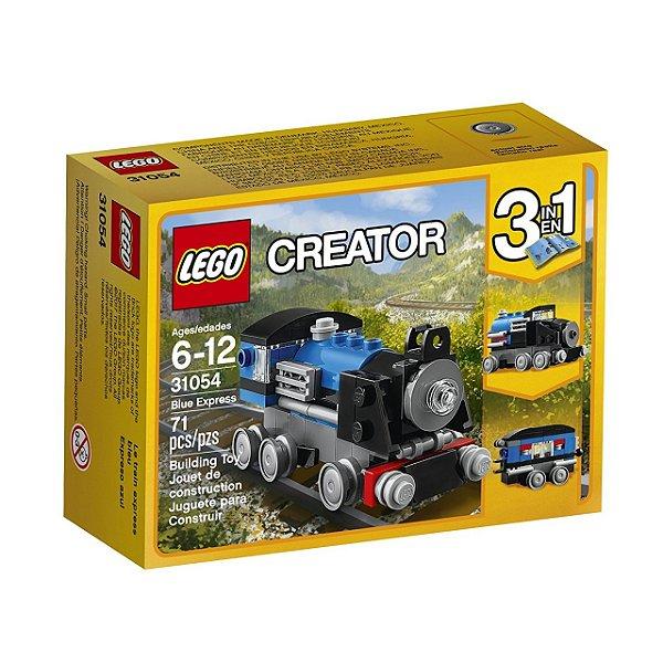 LEGO Creator - Expresso Azul 31054