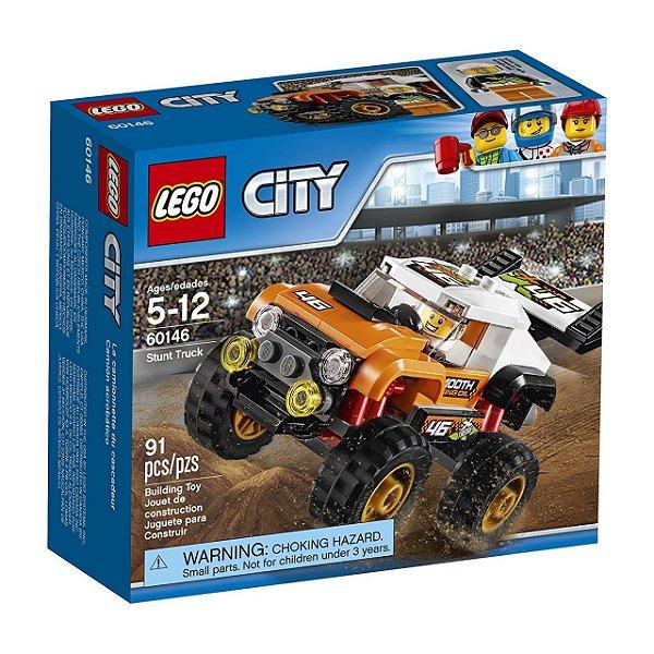LEGO City - Caminhão de Acrobacias 60146
