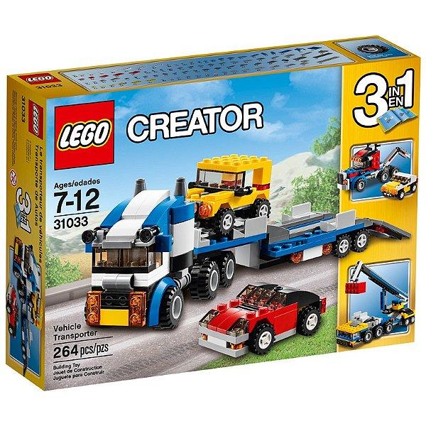 LEGO Creator - Transportador de Veículos 31033