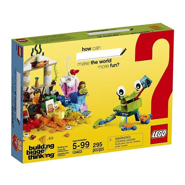 LEGO Classic - Mundo Divertido 10403