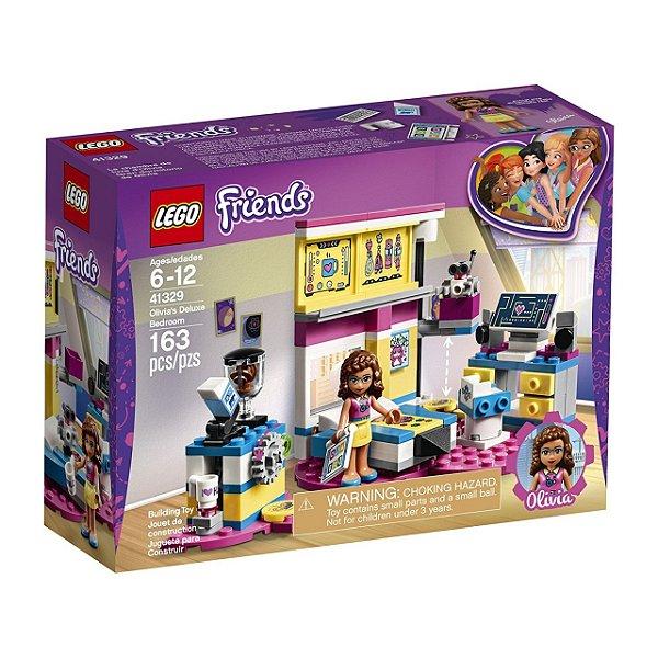 LEGO Friends - O Quarto da Olivia 41329