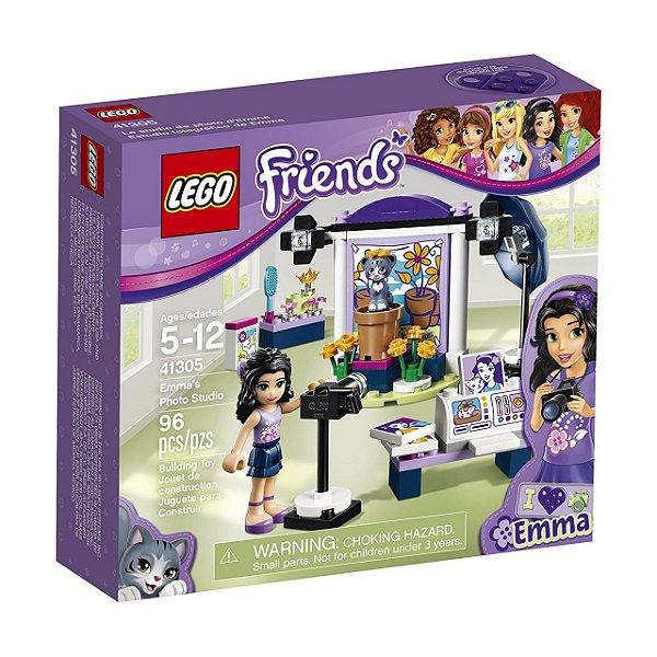 LEGO Friends - O Estúdio Fotográfico da Emma 41305