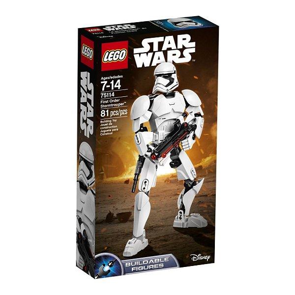 LEGO Star Wars - Stormtrooper™ da Primeira Ordem 75114
