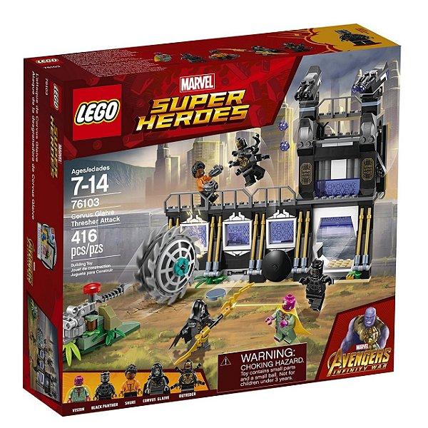 LEGO Super Heroes - Ataque Avassalador de Corvus Glaive  76103
